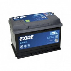 Exide Excell EB454 45 Ah 330 A